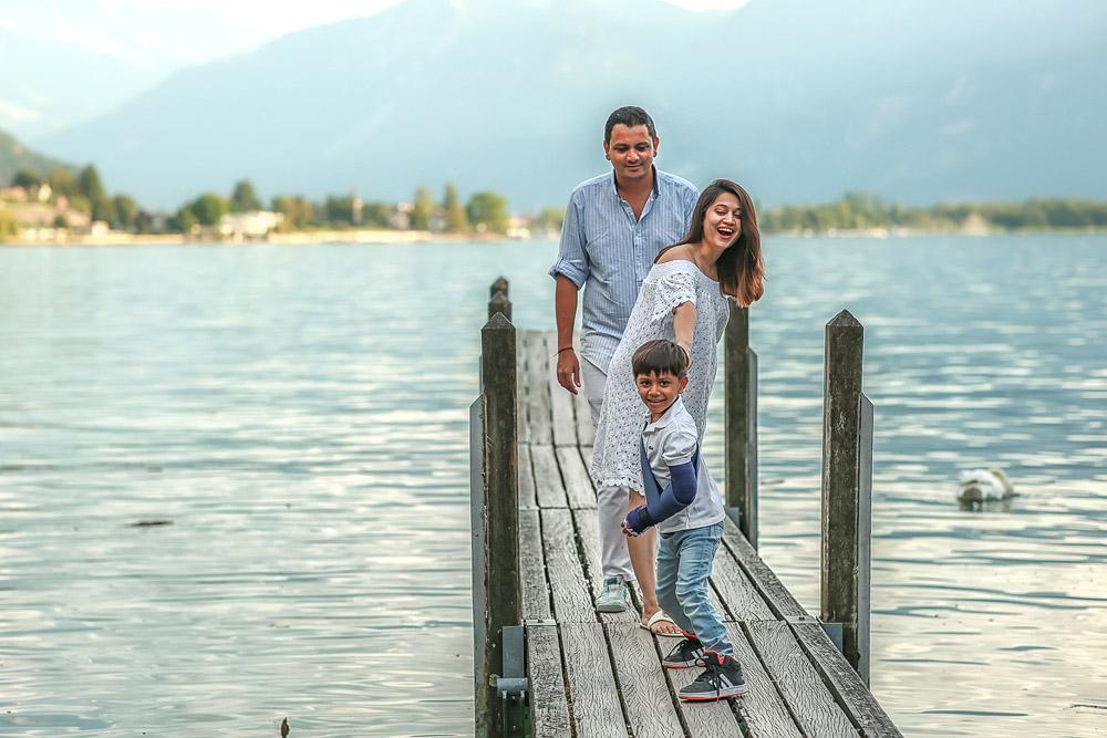 Photographe de famille: Que faut-il faire pendant une session photos?